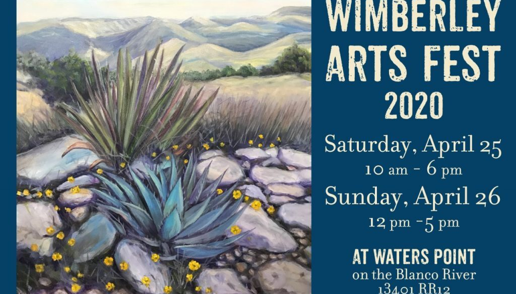 WIMBERLEY ARTS FESTS 2020